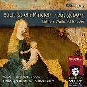 Audio CD Euch ist ein Kindlein geborn - Luthers Weihnachtslieder