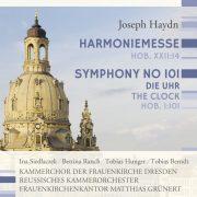 CD Joseph Haydn Harmoniemesse · Symphony No. 101