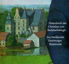 Notenbuch der Christine von Bodelschwingh